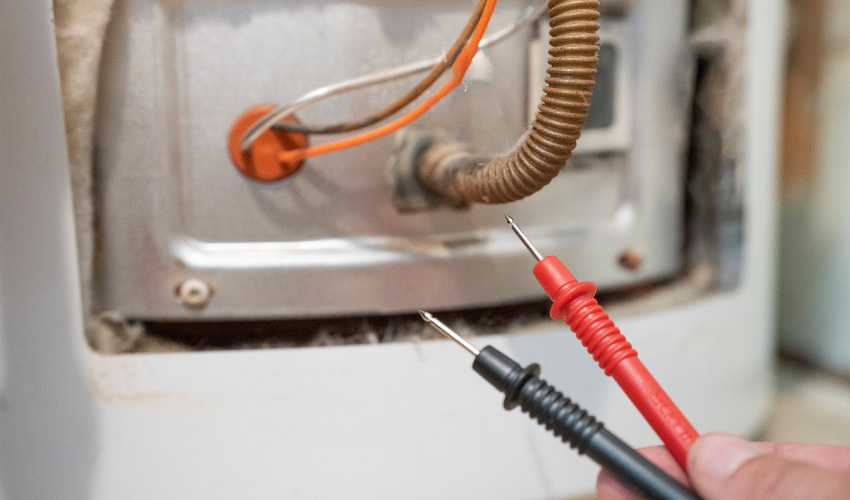 How to Test Heating Elements with a Multimeter