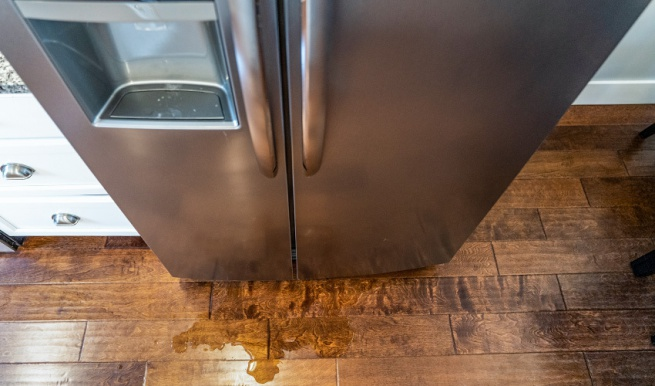 What Causes a Fridge to Leak Water?