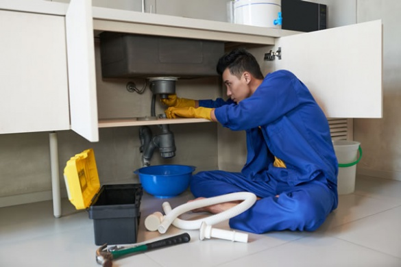 Drain Cleaning in Moon Township