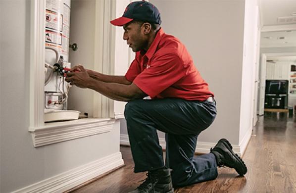 Water Heater Repair in Adams Township