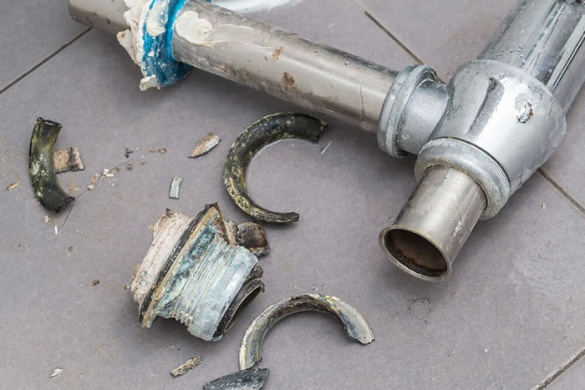 Common Signs of Pipe Corrosion
