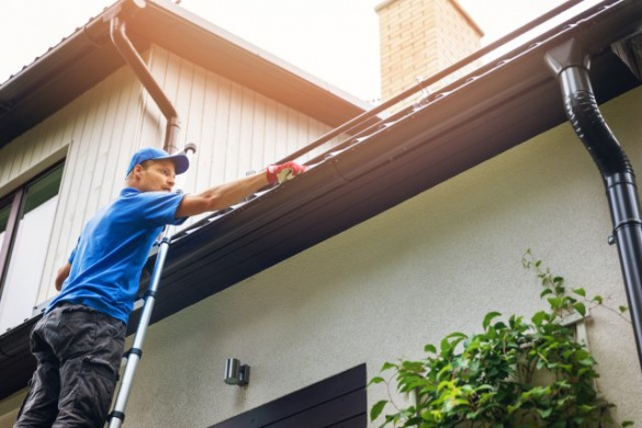 Why Cleaning Your Gutters is an Important Part of Plumbing Maintenance?
