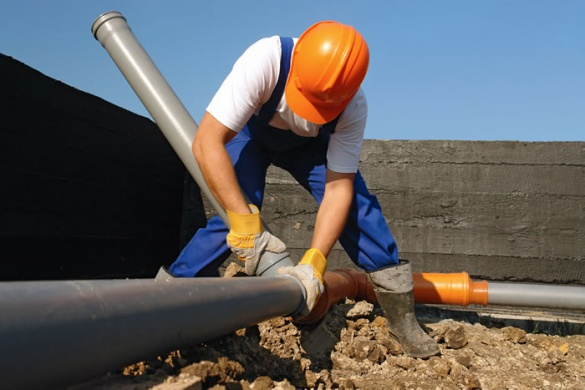 Sewer Repair in Mount Lebanon Township